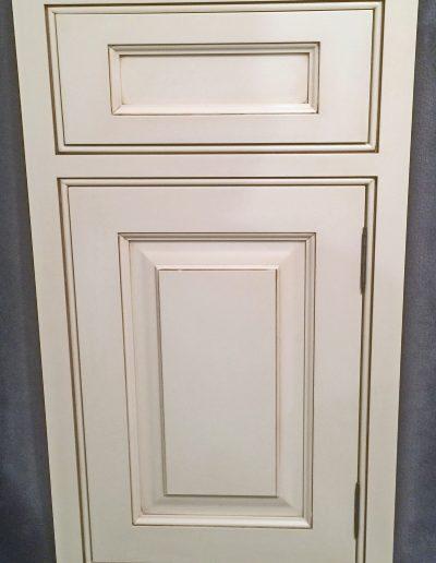Charleston Painted B on Frame